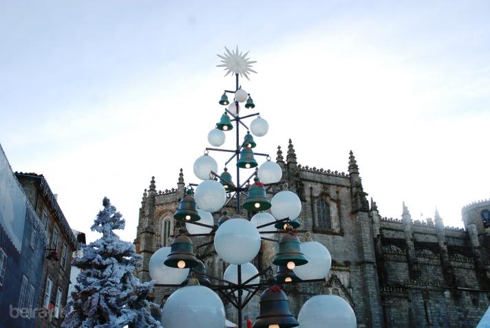 A animação de Natal terá lugar junto à Sé Catedral...